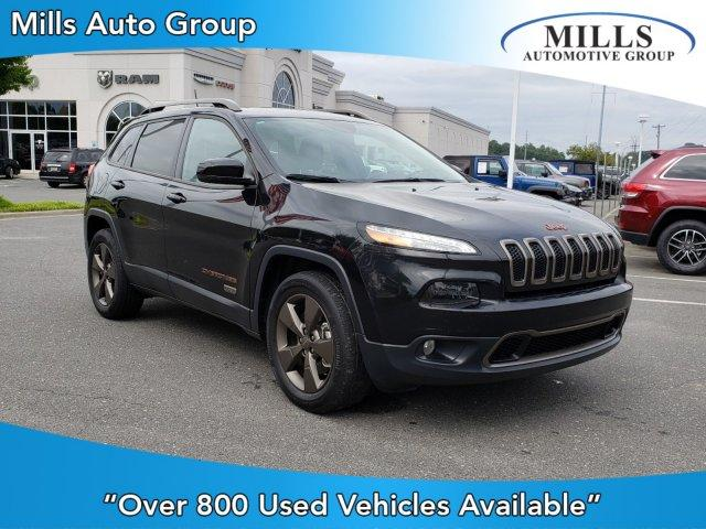 Pre-Owned 2016 Jeep Cherokee 4WD 4dr 75th Anniversary