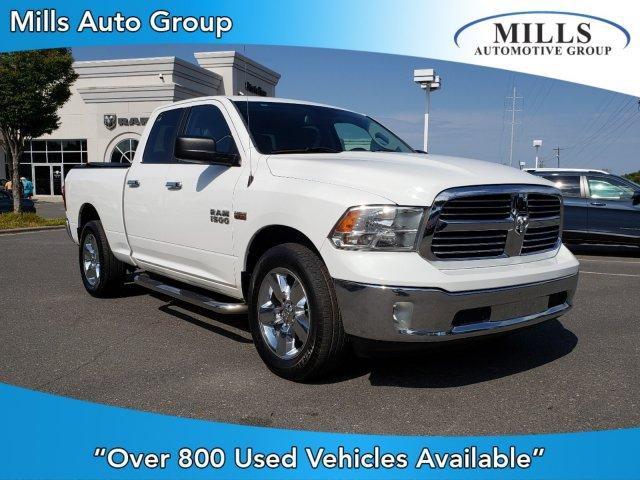Pre-Owned 2016 Ram 1500 4WD Quad Cab 140.5 Big Horn