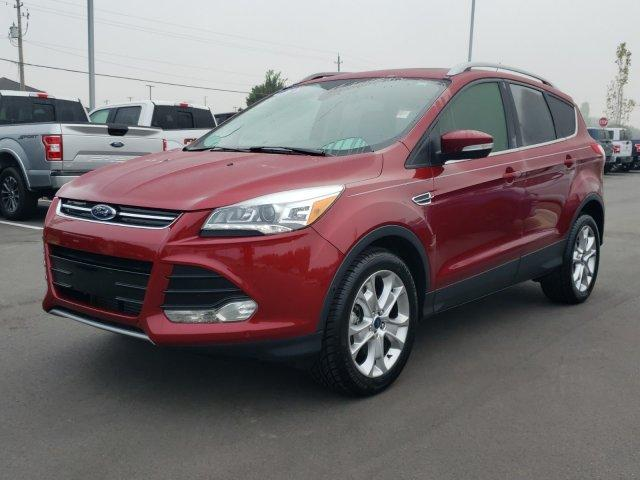 Pre-Owned 2016 Ford Escape FWD 4dr Titanium