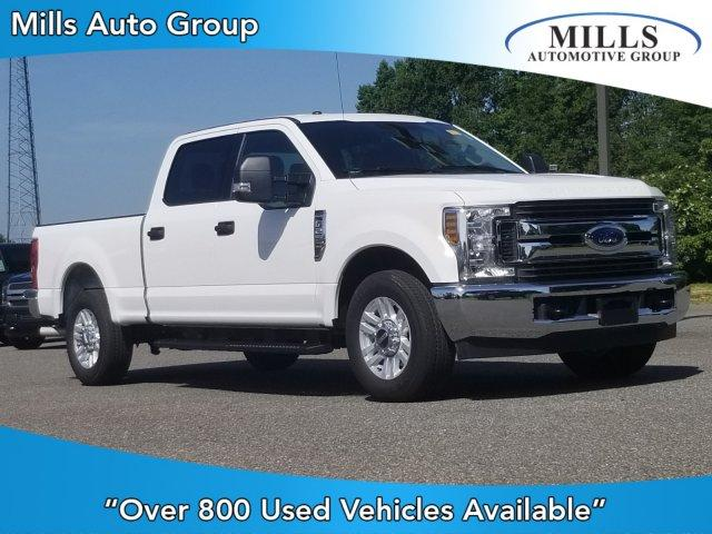 Pre-Owned 2019 Ford Super Duty F-250 SRW XLT 2WD Crew Cab 6.75' Box