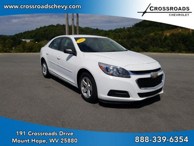 Pre-Owned 2016 Chevrolet Malibu 4dr Sdn LS w/1LS