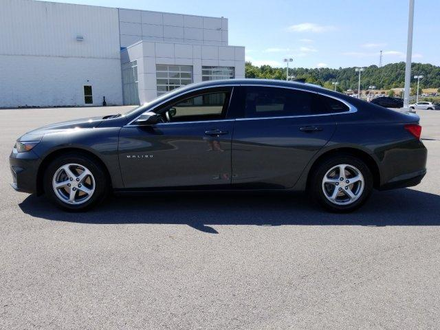 Pre-Owned 2018 Chevrolet Malibu 4dr Sdn LS w/1LS