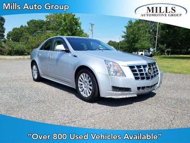 Pre-Owned 2013 Cadillac CTS 4dr Sdn 3.0L Luxury AWD