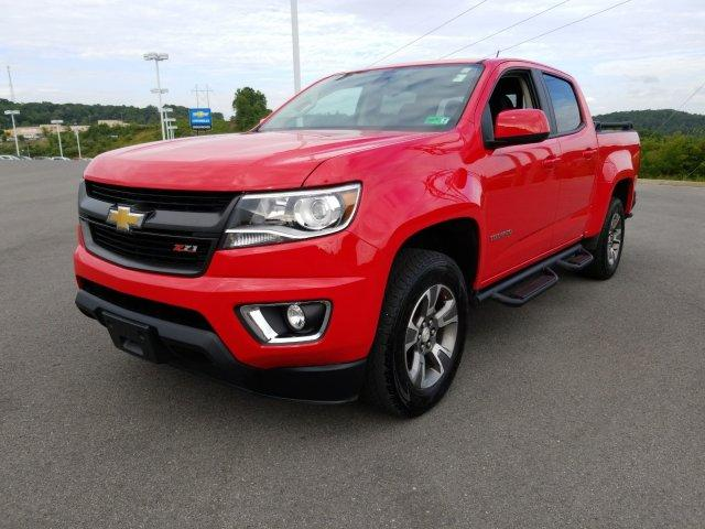 Pre-Owned 2017 Chevrolet Colorado 4WD Crew Cab 128.3 Z71