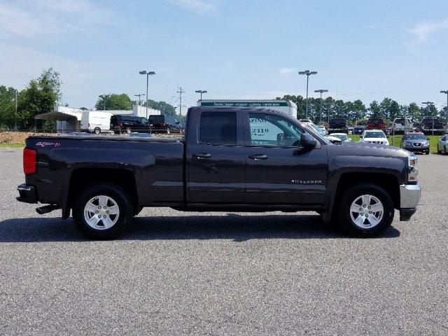 Pre-Owned 2016 Chevrolet Silverado 1500 4WD Double Cab 143.5 LT w/1LT