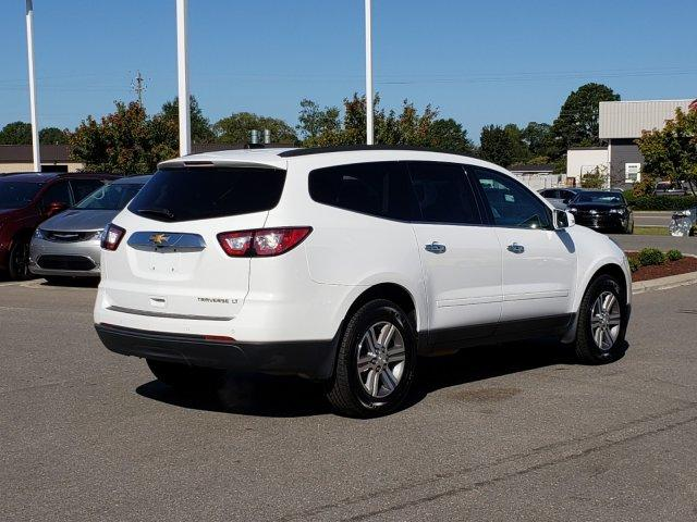 Pre-Owned 2016 Chevrolet Traverse FWD 4dr LT w/2LT
