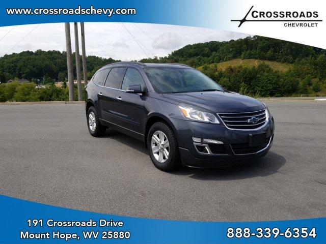 Pre-Owned 2013 Chevrolet Traverse AWD 4dr LT w/2LT
