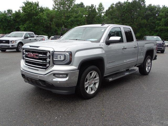 Pre-Owned 2016 GMC Sierra 1500 4WD Double Cab 143.5 SLT