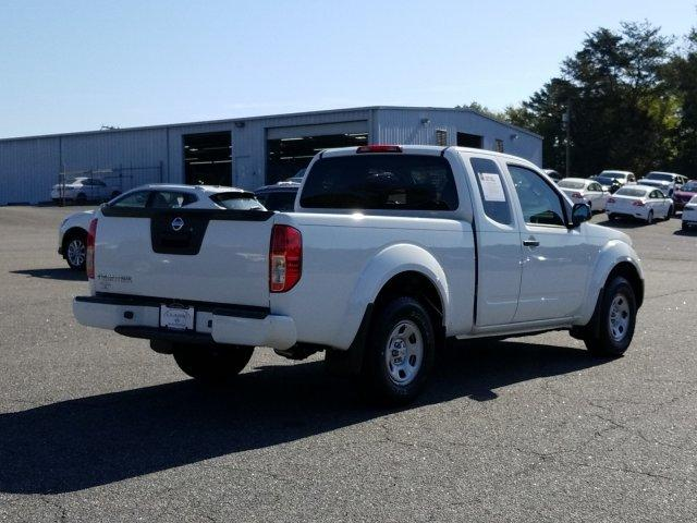 Pre-Owned 2018 Nissan Frontier King Cab 4x2 S Auto