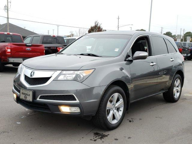 Pre-Owned 2010 Acura MDX AWD 4dr Technology Pkg