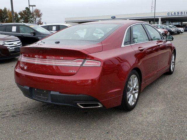 Pre-Owned 2015 Lincoln MKZ 4dr Sdn Hybrid FWD