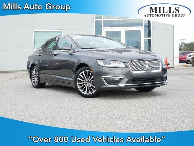 Pre-Owned 2017 Lincoln MKZ Select FWD