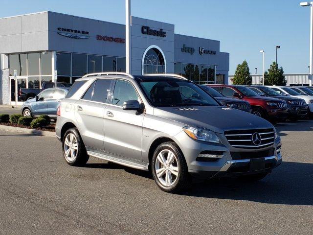 Pre-Owned 2012 Mercedes-Benz M-Class 4MATIC® 4dr ML 350