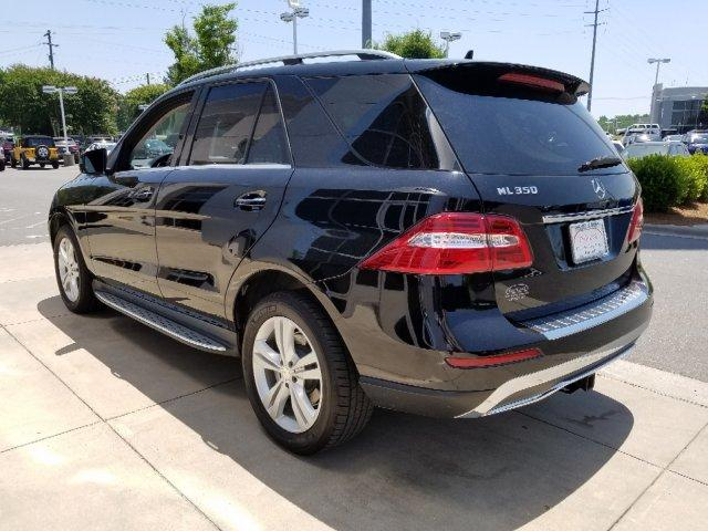 Pre-Owned 2015 Mercedes-Benz M-Class RWD 4dr ML 350