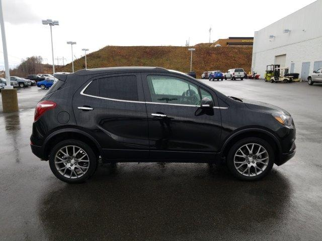 Pre-Owned 2018 Buick Encore AWD 4dr Sport Touring