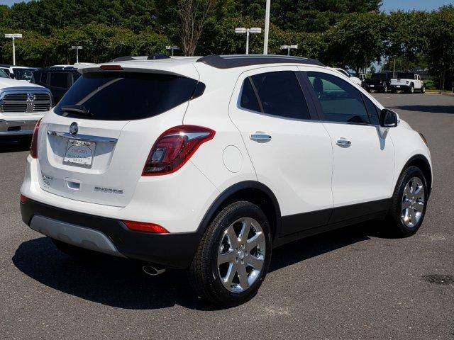 Pre-Owned 2017 Buick Encore FWD 4dr Preferred II