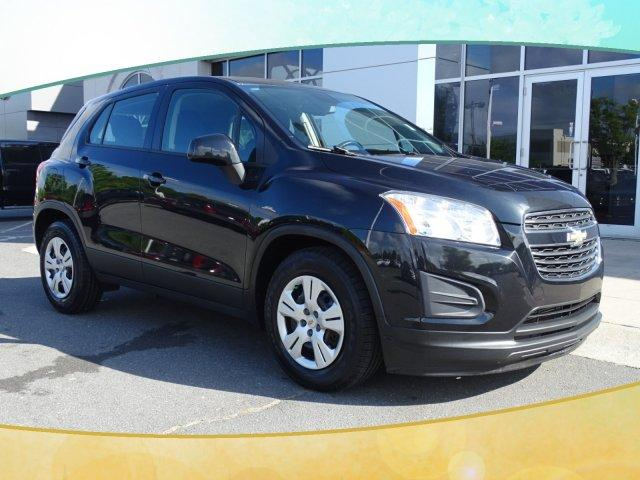 PRE-OWNED 2016 CHEVROLET TRAX FWD 4DR LS W/1LS FWD SPORT UTILITY