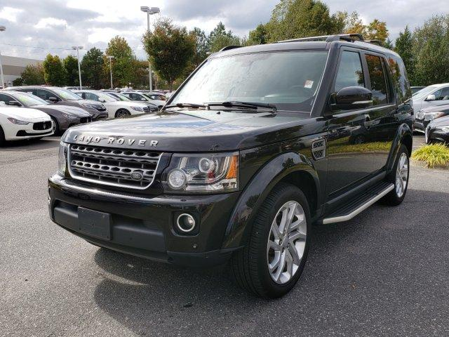 Pre-Owned 2016 Land Rover LR4 4WD 4dr HSE *Ltd Avail*