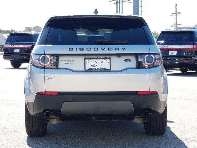 Pre-Owned 2017 Land Rover Discovery Sport HSE Luxury 4WD