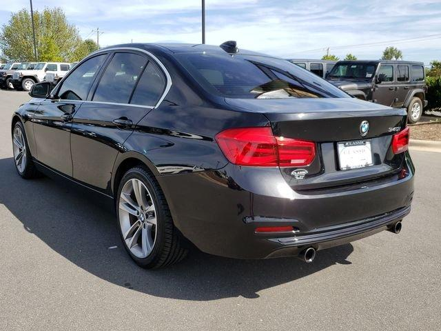 Pre-Owned 2016 BMW 3 Series 4dr Sdn 340i RWD