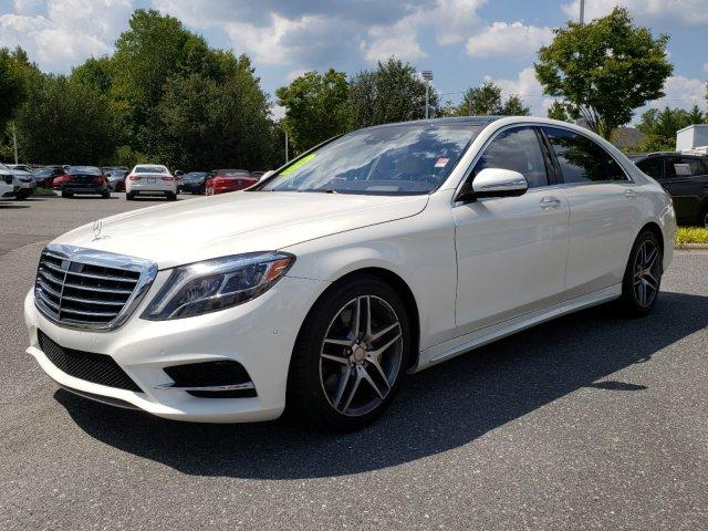 Pre-Owned 2016 Mercedes-Benz S-Class 4dr Sdn S 550 4MATIC®