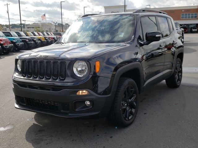 Pre-Owned 2018 Jeep Renegade Altitude 4x4